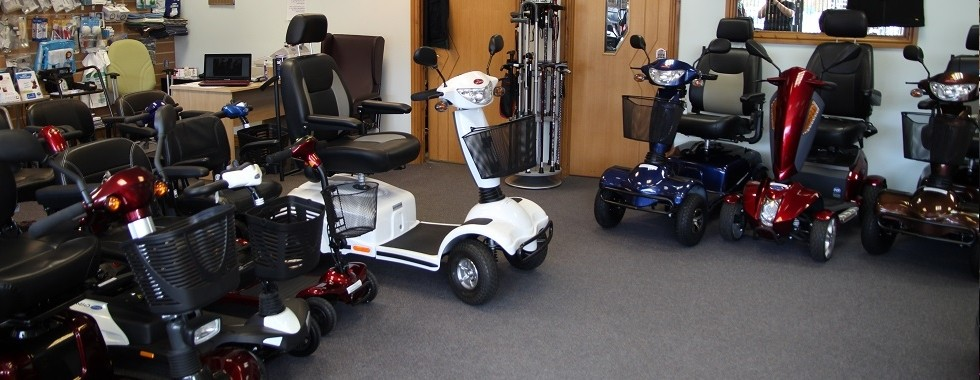 Portland Healthcare and Mobility Aids Grimsby Showroom